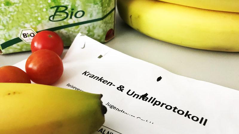 Ernährung und Physiotherapie